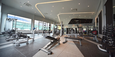 PTL Oceanic Tennis Phuket Gym
