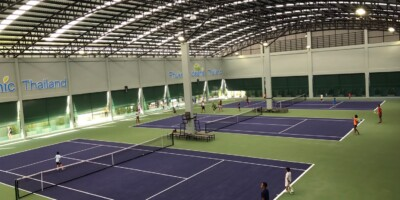 PTL Oceanic Tennis Phuket Indoor 3