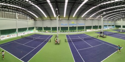 PTL Oceanic Tennis Phuket Indoor