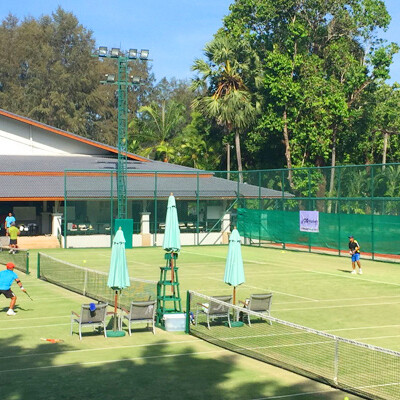 Outrigger Laguna Tennis