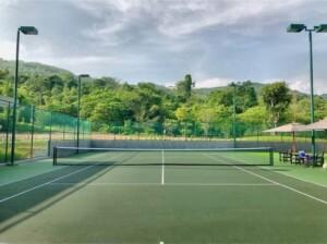 Anantara Layan Phuket -Tennis Court 2