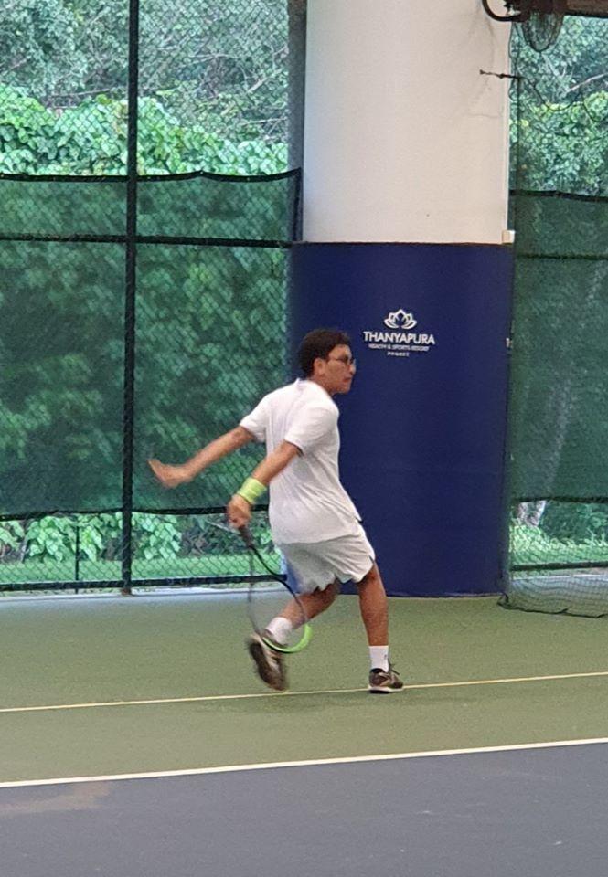 Phuket Tennis League Weekly Match 27 July 3 Aug