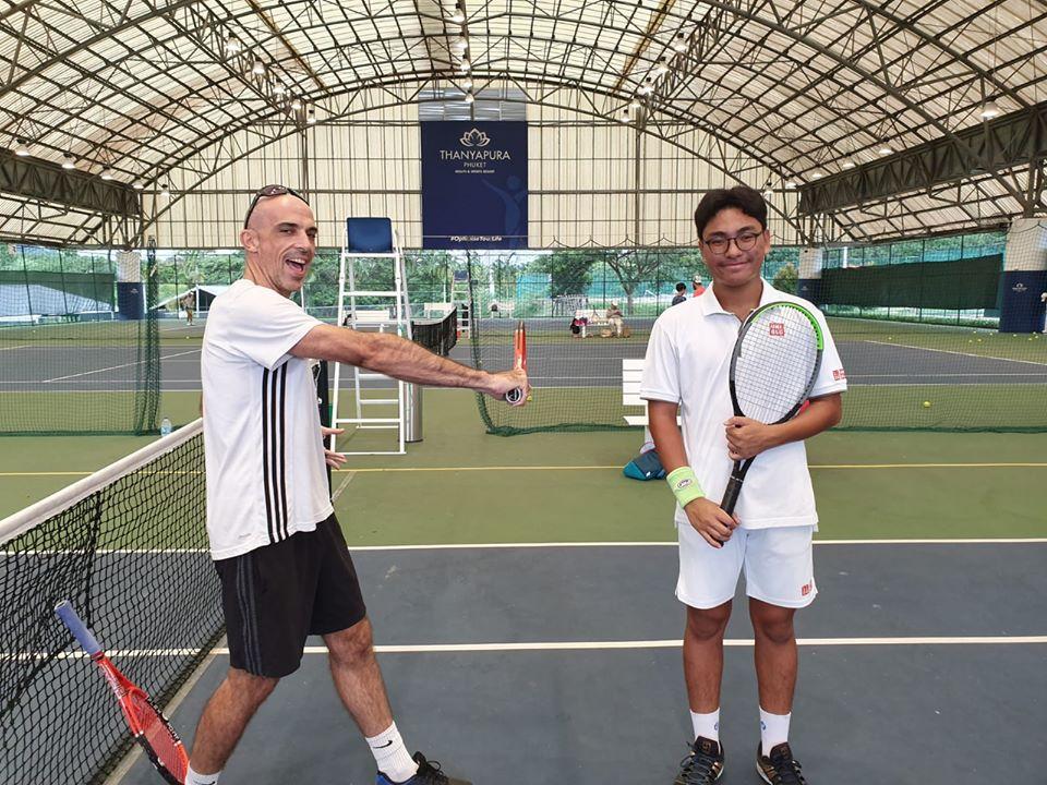 Vincent Phuket Tennis League