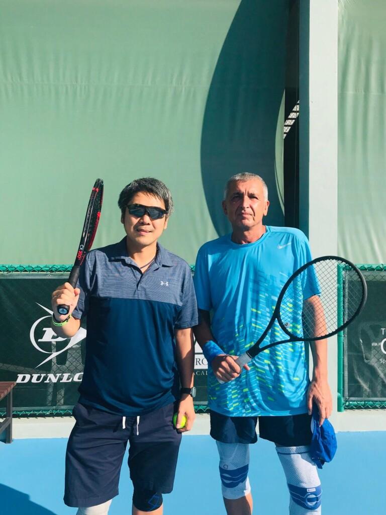 Phuket Tennis League Weekly Match Scores 24-31 August