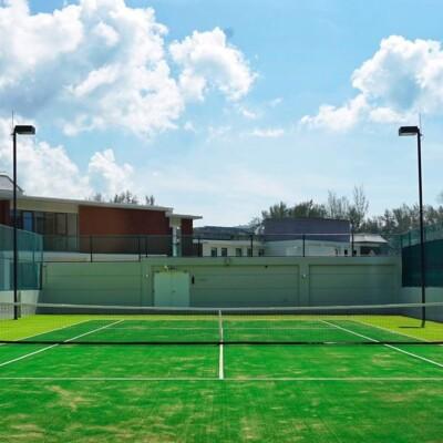 PTL Partner Tennis Court Intercontinental Phuket Resort