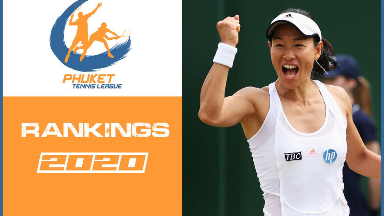 PTL 2020 – Rankings
