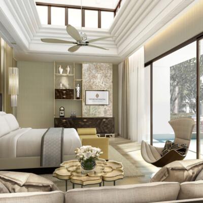 Intercontinental Phuket Room