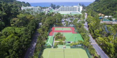 PTL Partner - Tennis at Le Meridien Phuket Beach Resort