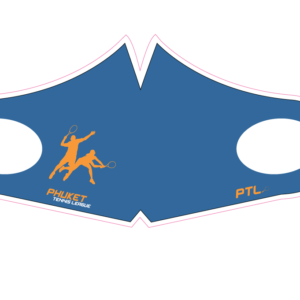 Phuket Tennis League Face Mask
