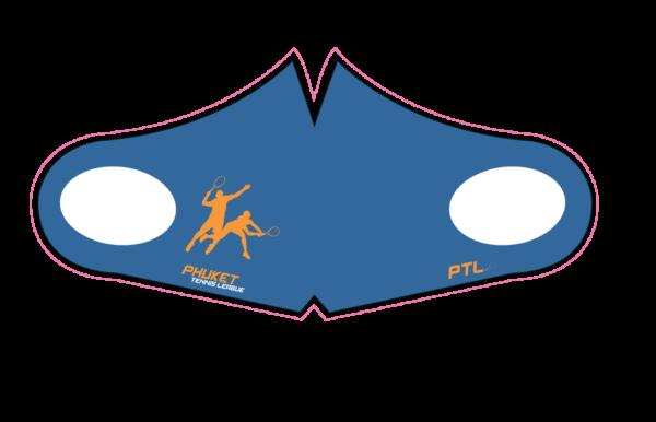 Phuket Tennis League Face Mask