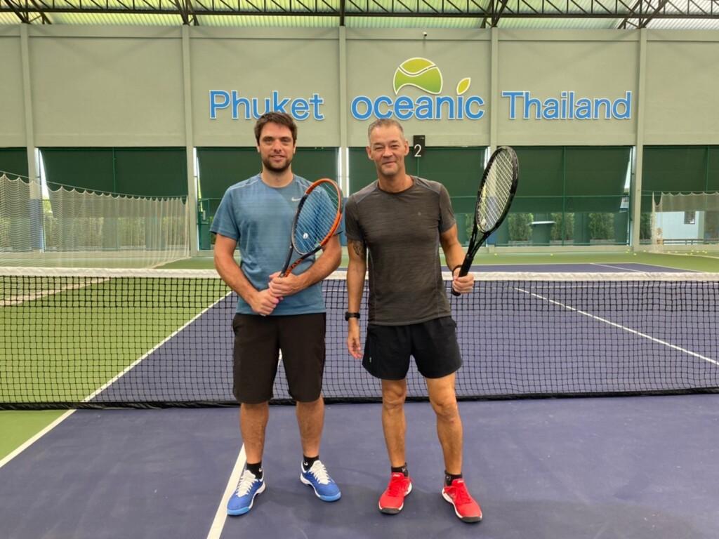 Phuket Tennis League Scores 22 march 2021