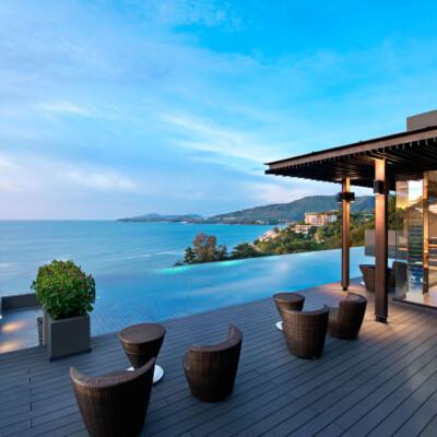 Hyatt Regency Phuket Resort Lounge PTL