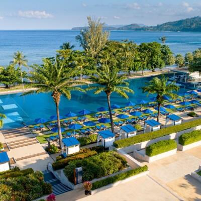 Hyatt Regency Phuket Resort Pool PTL