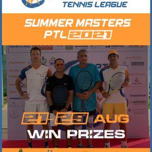 PTL Summer Masters 2021 Poster 1