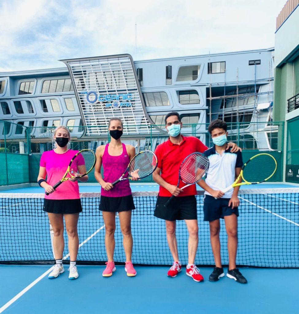 Phuket Tennis League Doubles