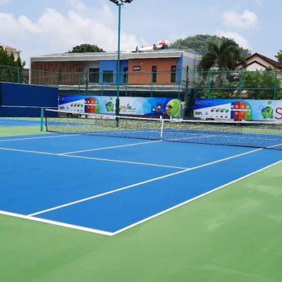 Smile Tennis Academy Phuket PTL Court Partner
