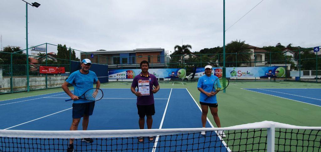 PTL Court Partner Smile Tennis Academy Phuket