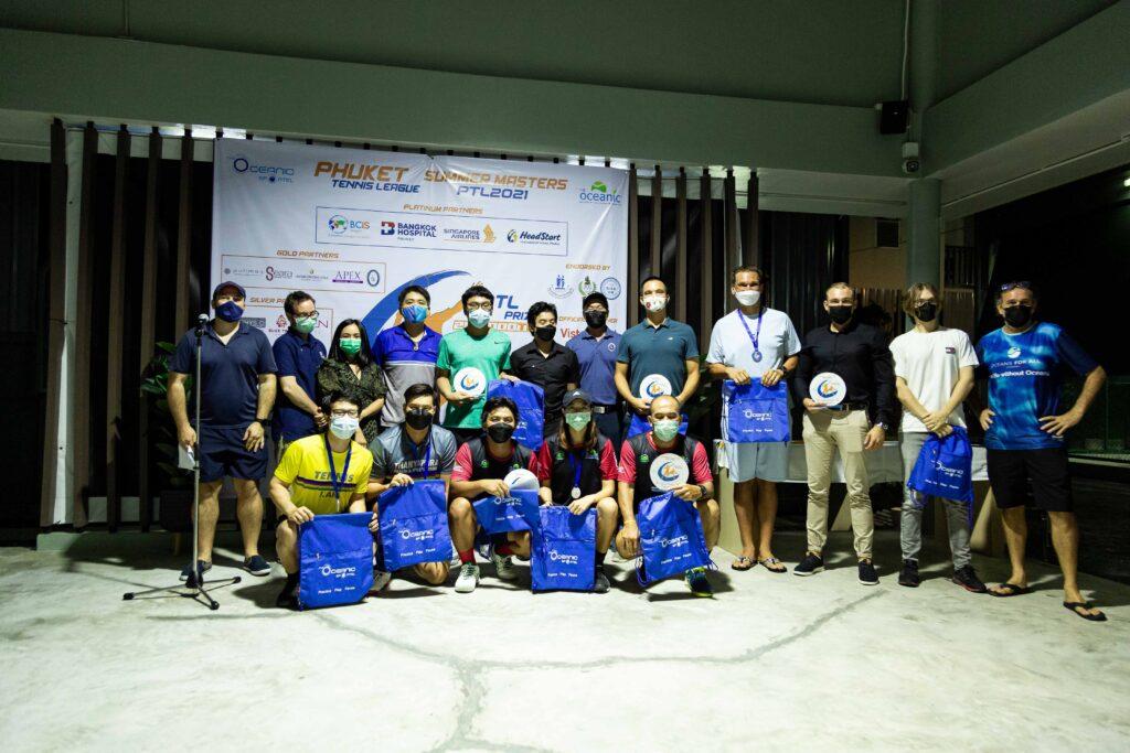 PTL Summer Masters 2021 Winners